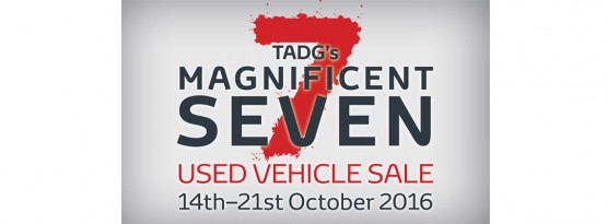 TADG's MAGNIFICENT SEVEN