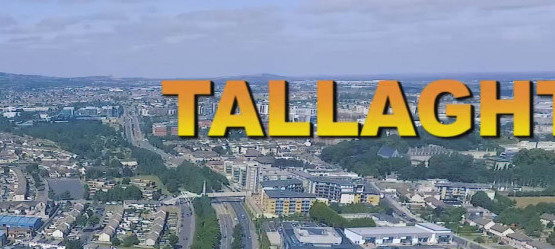 Flying high over Tallaght